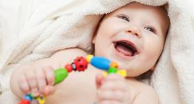 Bērna attīstībai nepieciešamās <strong>vecumam atbilstošas rotaļlietas</strong>