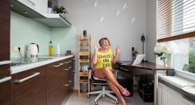 <strong>TV zvaigznes Žannas Dubskas</strong> neparastais dzīvoklis