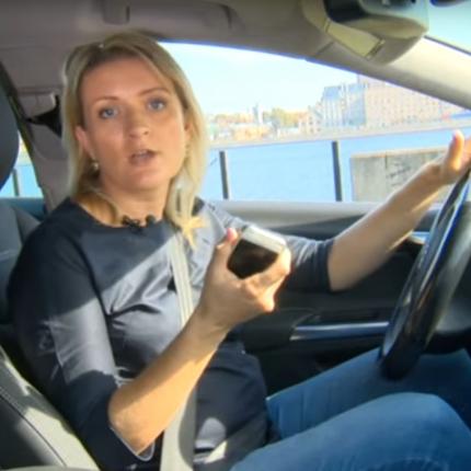 Eksperiments: <strong>Žurnāliste kļūst par nelegālo taksisti</strong>