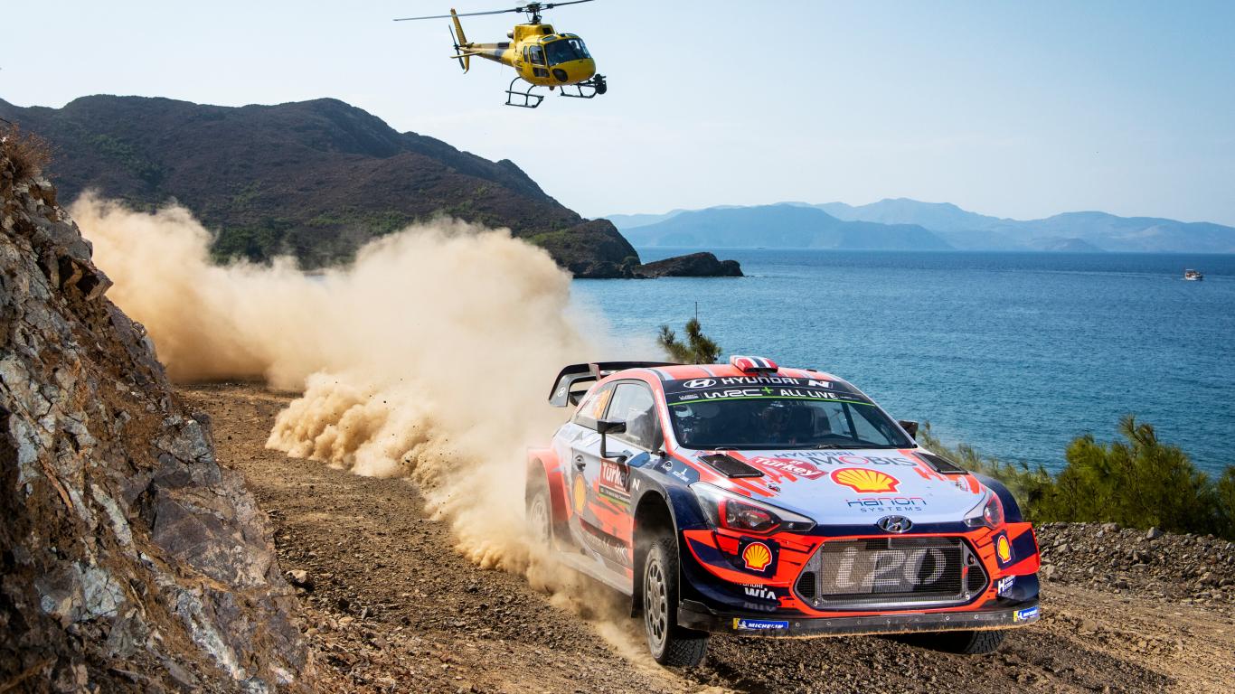 WRC kalendārā atgriežas <strong>Kenija, Jaunzēlande un Japāna</strong>