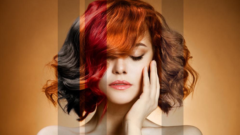 <strong>Labākā matu kopšanas kosmētika:</strong> Matu krāsa