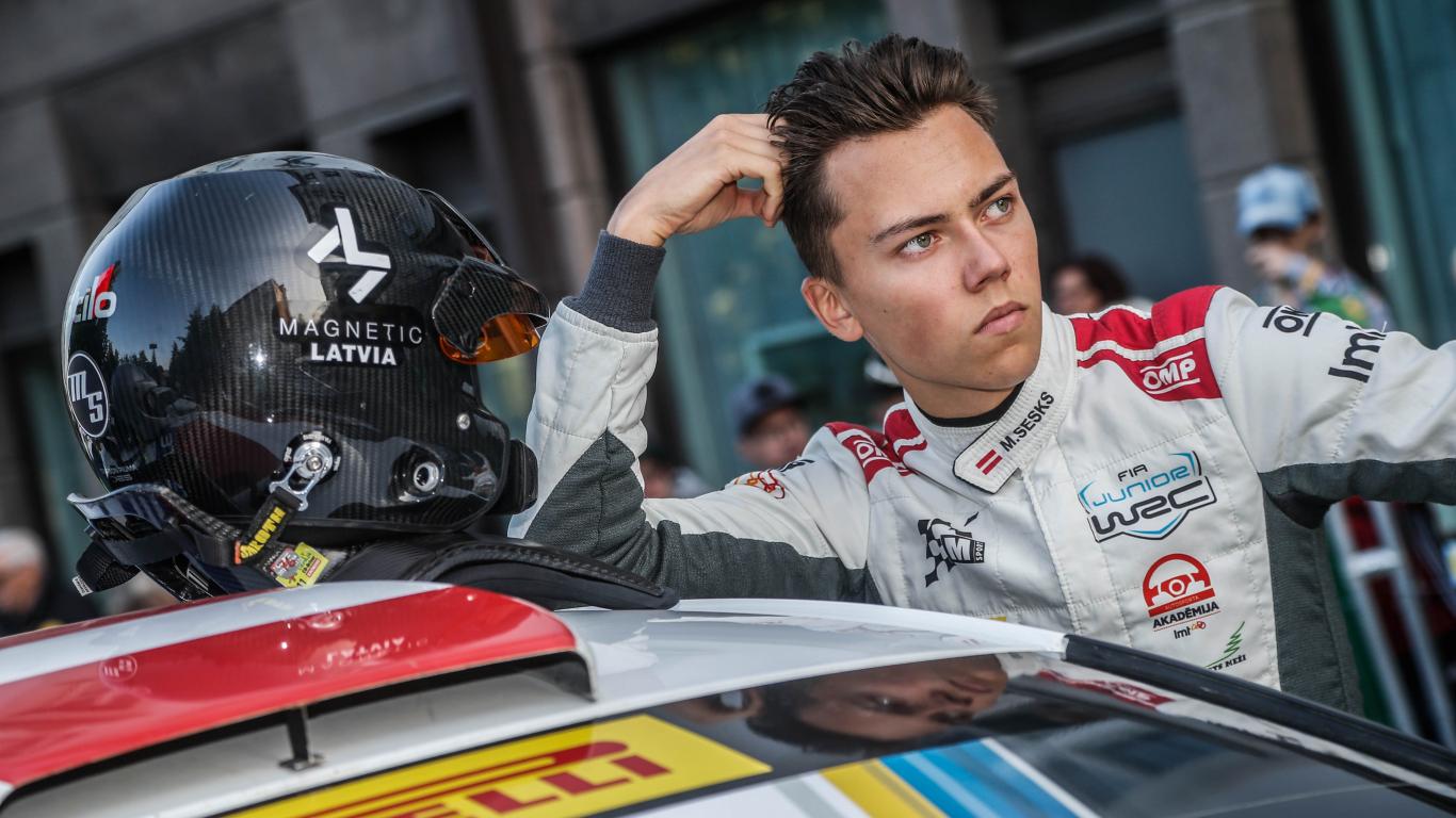 Mārtiņš Sesks <strong>izlaidīs sezonas pēdējo JWRC posmu</strong>