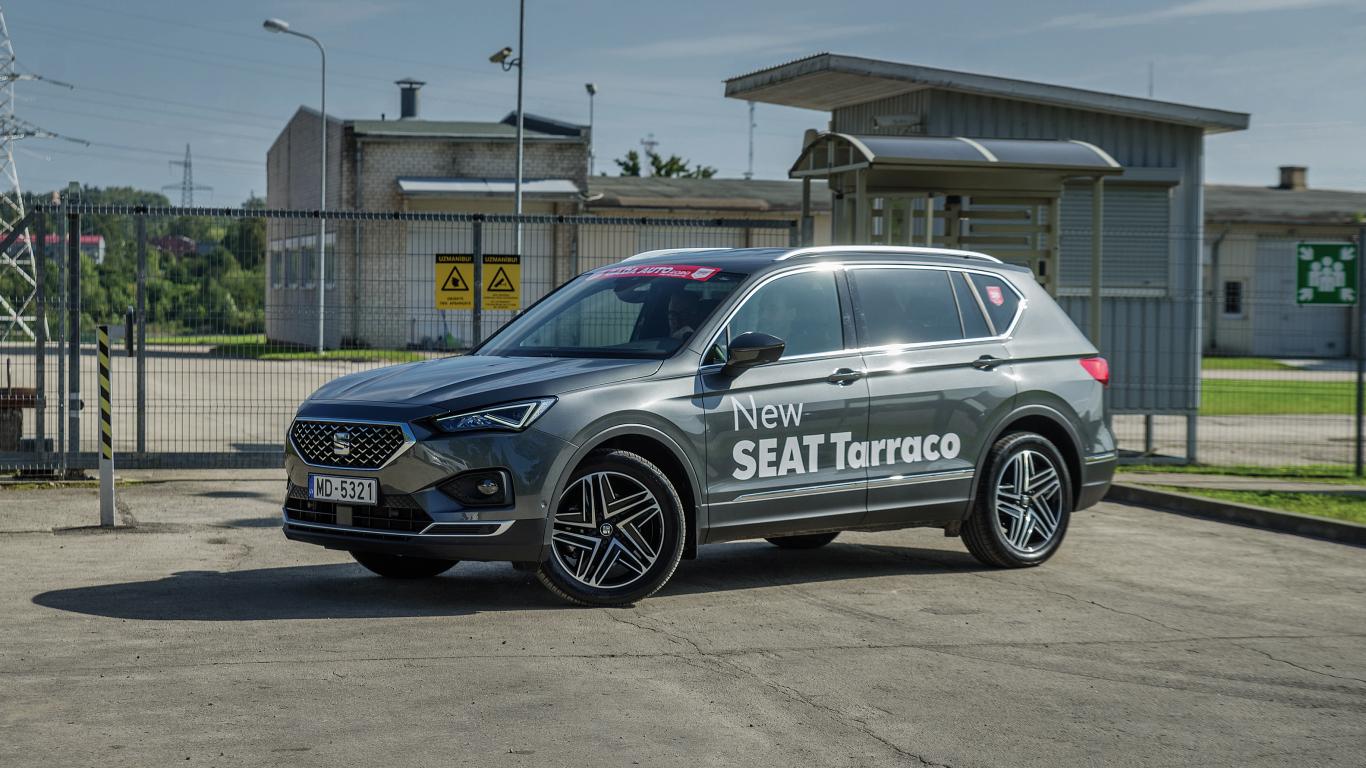 <strong><em>Seat Tarraco</em></strong> — žurnāla <em>KLUBS</em> lielais auto tests