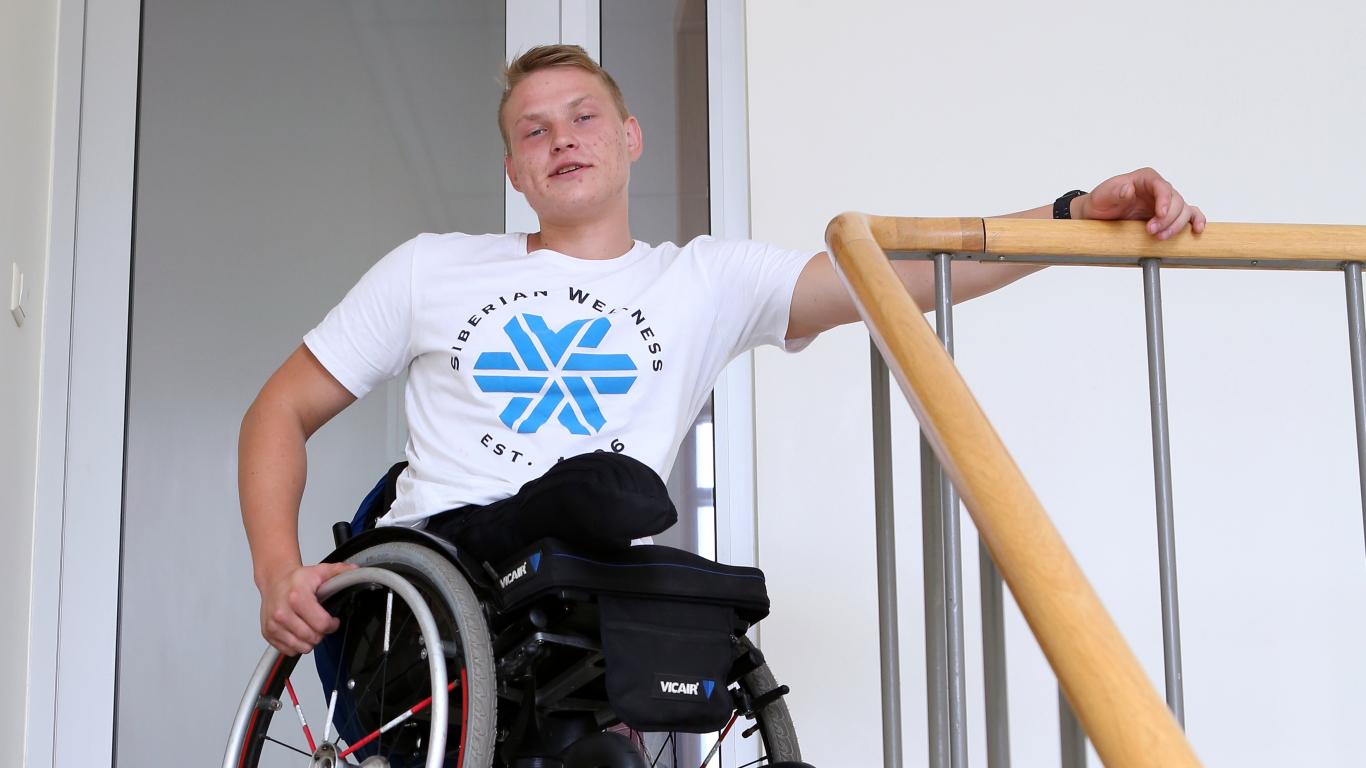 Aleksandrs Ronis: <strong>Es bez kājām esmu tur, kur ne visi ar kājām ir tikuši</strong>