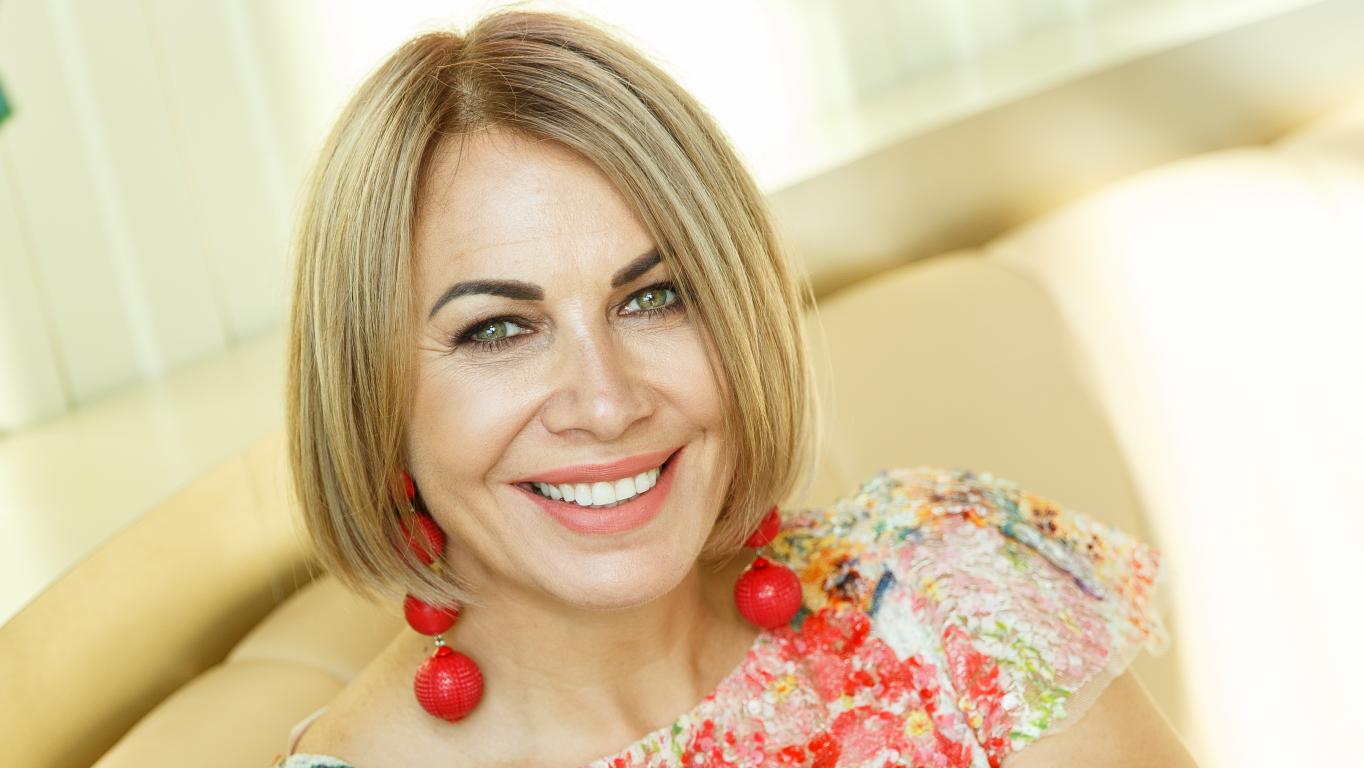 Dziedātāja Jolanta Gulbe-Paškeviča <strong>atklāti par svara zaudēšanu, sportu un diētām</strong>