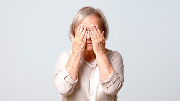 <strong>Augsts acu spiediens — </strong> pamats bažām par glaukomu?