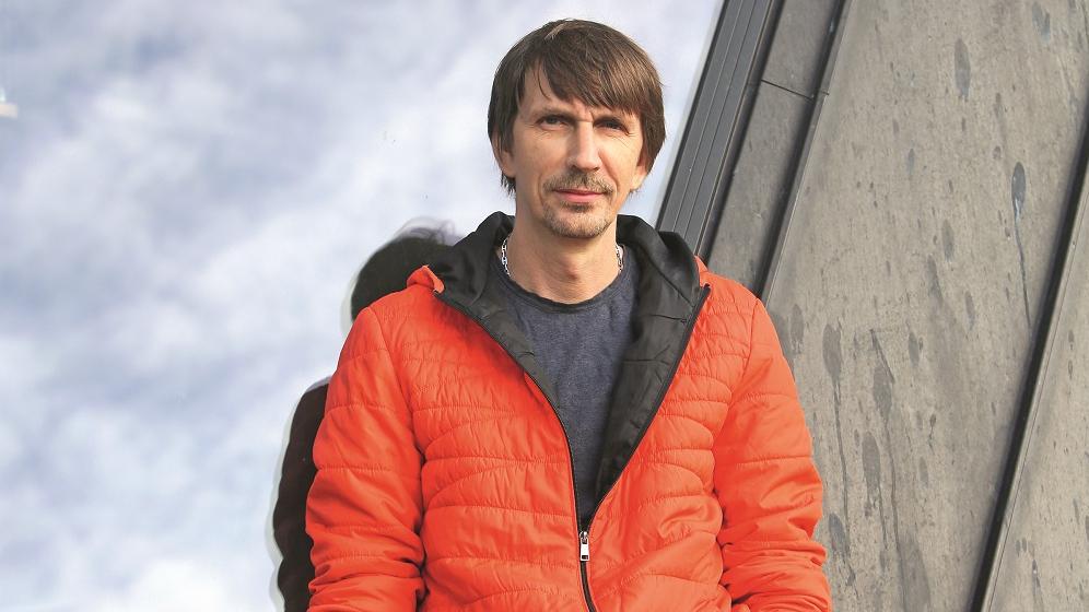 TV žurnālists Guntis Bojārs: <strong>Ja vīrietim viss rit ar pluszīmi, viņš nerada šedevrus</strong>