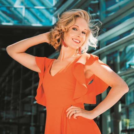 <strong>Dziedātāja Ginta Krievkalna:</strong> Dziļi ievilkt elpu un…