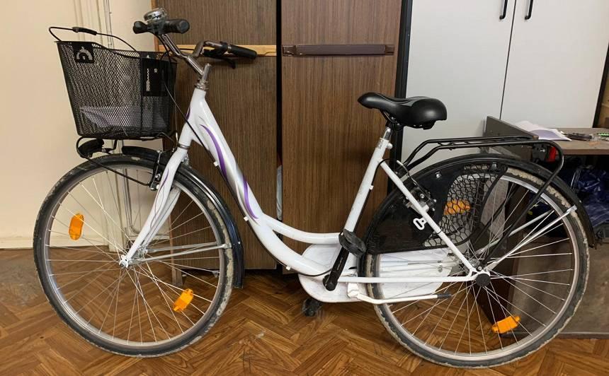 <strong>Nozagts velosipēds?</strong> Ielūkojies policijas mājaslapas sadaļā: <em>Atrastās mantas</em>