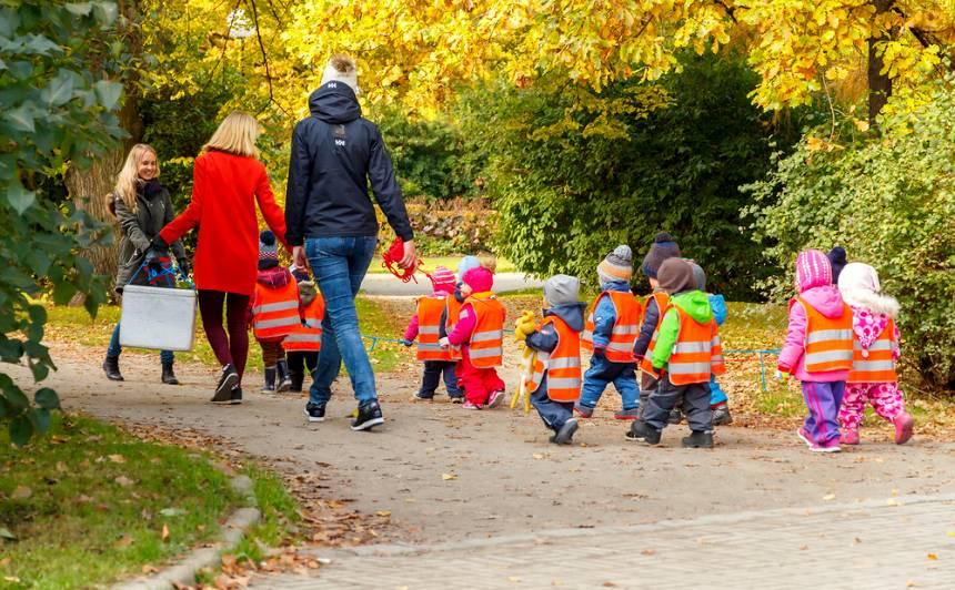 Rīgas domei papildus nepieciešami 1,4 miljoni eiro <strong>privāto bērnudārzu pakalpojumu nodrošināšanai</strong>
