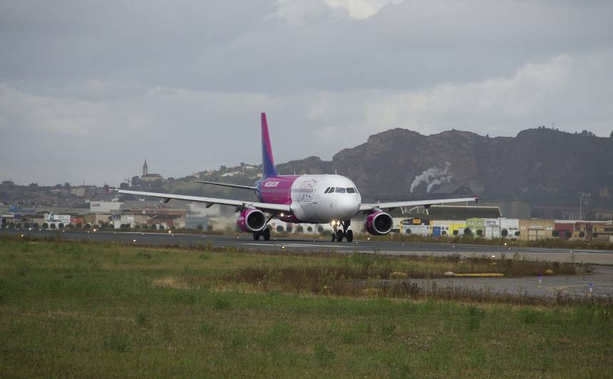 <strong>Rīt Itālijā iespējami <em>Wizz Air</em> dispečeru streiki</strong> — reisi var kavēties