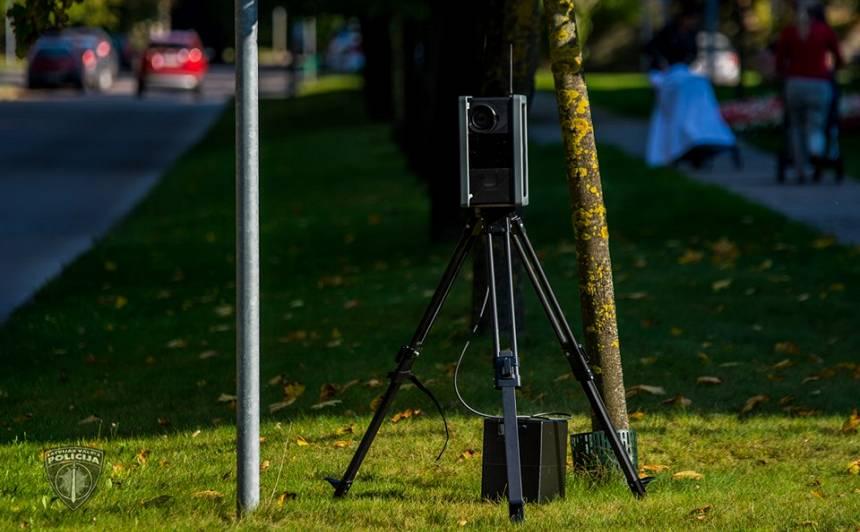 <strong>Policija komentē radaru situāciju:</strong> Fotoradari nav veids, kā papildināt valsts budžetu