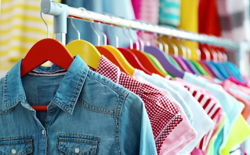 Bērnu apģērbi pasākumā Andelemandele KIDS. 3 padomi, iepērkoties kopā ar bērniem!