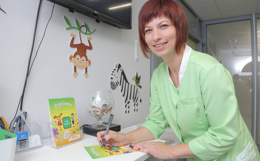 Rīgā un Tukumā atverti <strong>īpaši analīžu kabineti bērniem</strong>