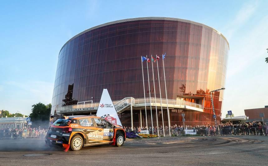 <strong>Latvija privizoriski iekļauta</strong> 2020. gada Eiropas rallija čempionāta kalendārā