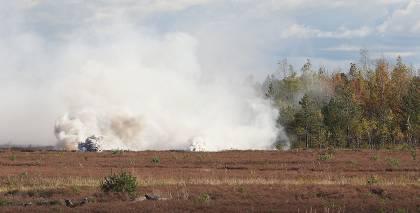 Turcija sākusi operāciju pret kurdu kaujiniekiem Sīrijas ziemeļos