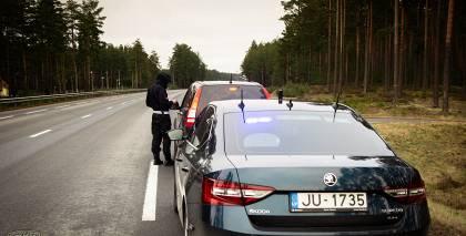 <strong>Ceļu policija sāk izmantot 360 grādu kameru,</strong> lai pieķertu likumpārkāpējus