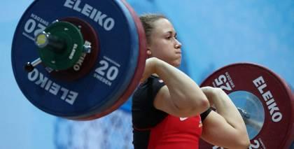 Rebeka Koha kļūst par <strong>Eiropas U-23 čempioni svarcelšanā</strong>