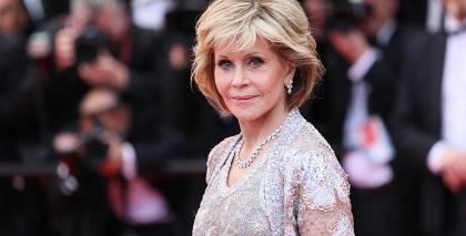 Vides aktīvistu protesta akcijā Vašingtonā <strong>aizturēta 82 gadus vecā aktrise Džeina Fonda</strong>