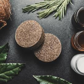 Šampūnziepes ir viens no pirktākajiem produktiem beziepakojuma veikalos Rīgā un citās Latvijas pilsētās