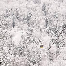 Aivara Janelsīša izlolotais Siguldas gaisa vagoniņš — <strong>piemineklis neatlaidībai un mīlestībai</strong>