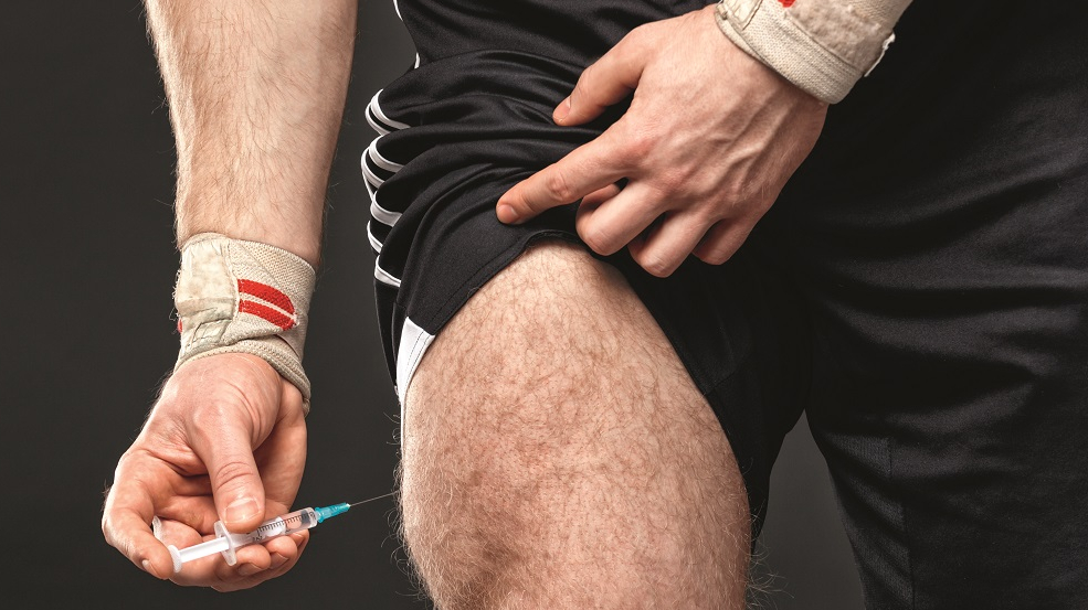 <strong>Bīstami vilinošais dopings</strong> — augsta riska uzmundrinājums