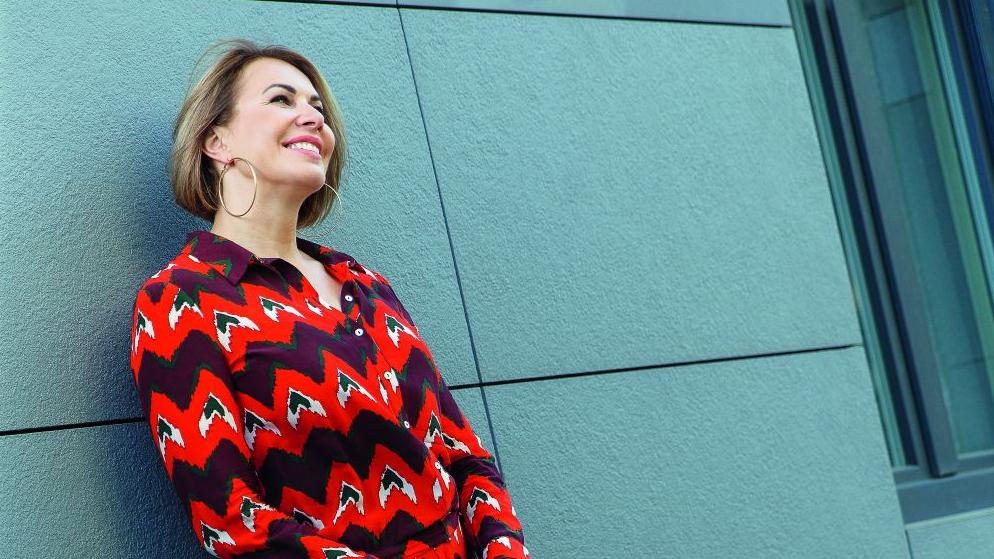 Jolanta Gulbe-Paškeviča: <strong>Mācos dzīvot tā, kā man ir ērti</strong>