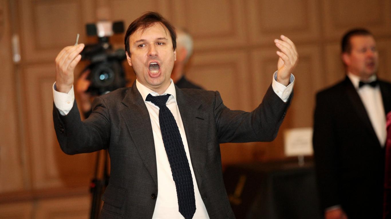 Aleksandrs Brandavs — <strong>politiski ietekmīgākā diriģenta noslēpumainais stāsts</strong>