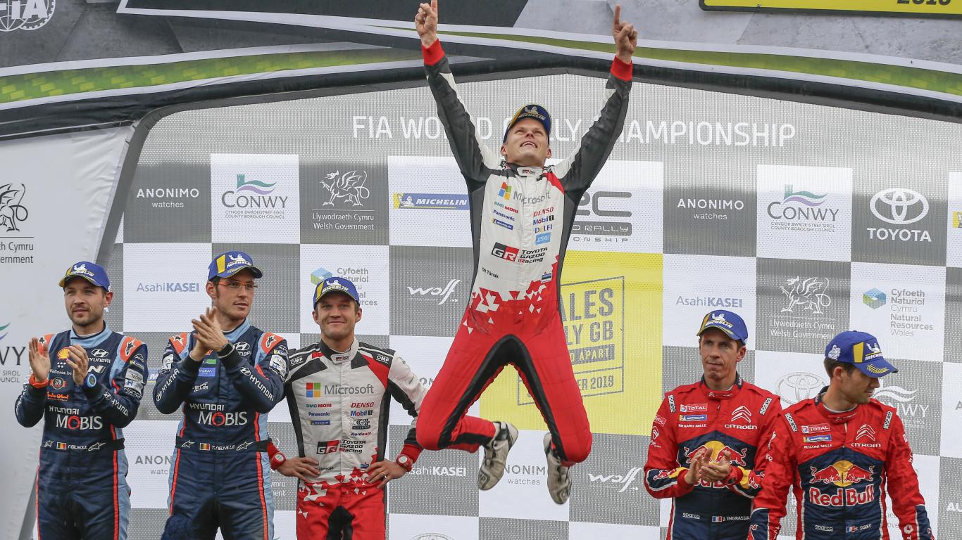 Igaunijai būs <strong>WRC čempionu tituls?</strong>