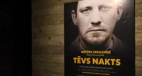 <strong>Dāvja Sīmaņa filma <em>Tēvs Nakts</em> plūc uzvaras laurus</strong> 35. Haifas starptautiskajā kinofestivālā