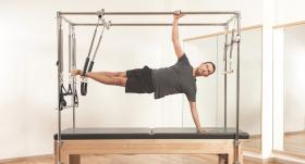 <strong>Pilates. Arī vīriem!</strong> Kāpēc tev vajadzētu izmēģināt šos treniņus?