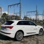 <strong><em>Audi e-tron</em></strong> pirmais testa brauciens