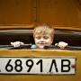Sāk kampaņu par <strong>pareizu bērnu pārvadāšanu automašīnā</strong>