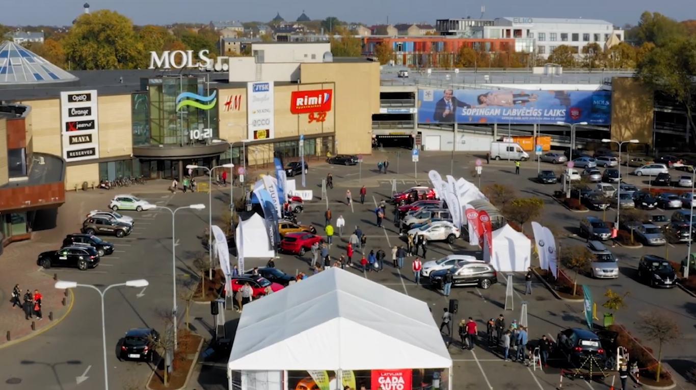 Sestdien pie T/C <em>Mols</em> notiks <strong>vairāku jaunu auto Latvijas pirmizrādes</strong>