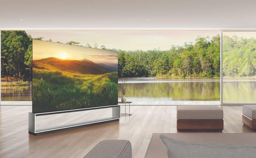 LG uzsāk <strong>pasaulē pirmā <em>OLED 8K</em> televizora pārdošanu Latvijā</strong>