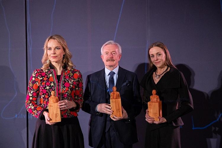 Izcilības balvas kultūrā saņem <strong>Elīna Garanča, Anna Laudere un Imants Lancmanis</strong>