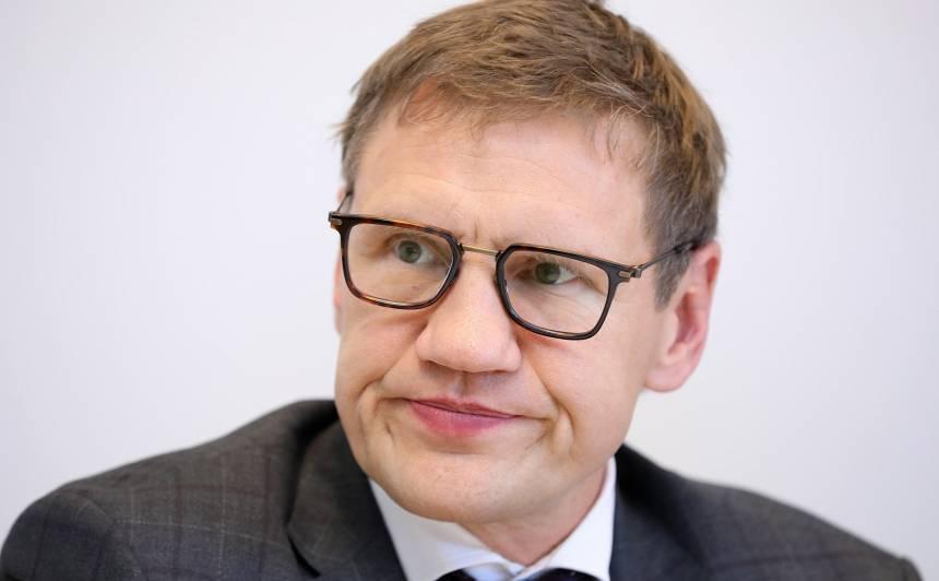Latvijas Investīciju un attīstības aģentūras direktors <strong>Andris Ozols kļuvis par bezdarbnieku</strong>