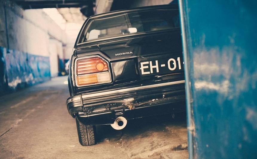 Eksperts: <strong>Plānojot augstākus nodokļus piesārņojošiem auto,</strong> ir jāpiedāvā alternatīvas vecu auto nomaiņai