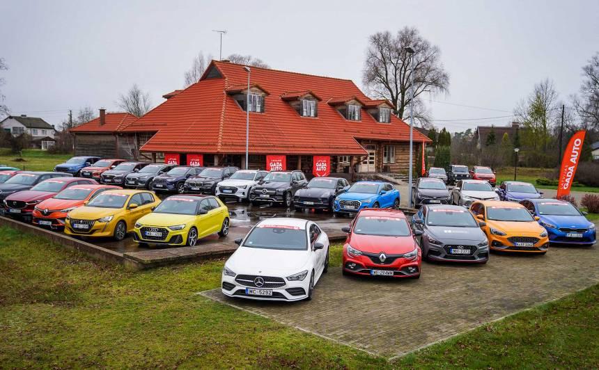 VIDEO: <strong><em>Latvijas Gada auto 2020</em> konkursā</strong> jauns dalībnieku skaita rekords — 35 auto!