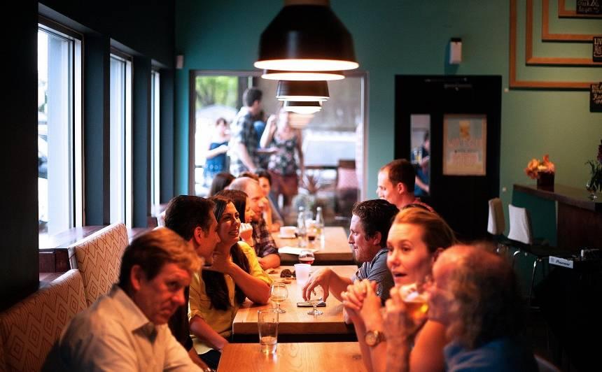 <strong>Liepājā ar akūtu zarnu infekciju saslimuši 70 cilvēki</strong> — visi ēduši <em>Baltic Restaurants</em> pusdienu restorānā