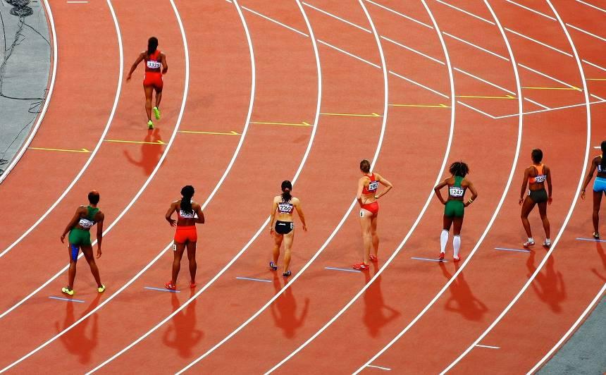 Krievijas Vieglatlētikas federāciju <strong>apsūdz antidopinga noteikumu pārkāpuma piesegšanā</strong>