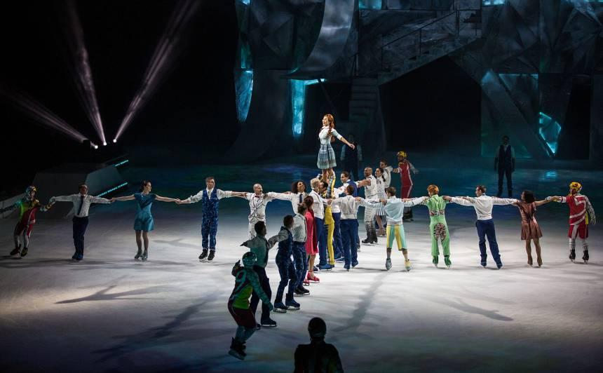 Lielā pieprasījuma dēļ <em>Cirque du Soleil</em> <strong>paziņo par <em>CRYSTAL</em> papildizrādi</strong>