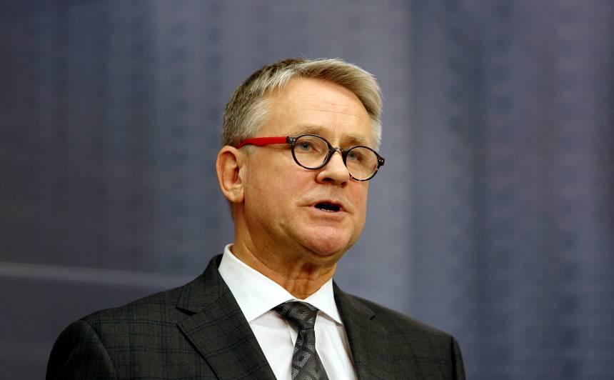 Kultūras ministrs par LNT slēgšanu: <strong>tas ir izaicinošs signāls</strong>