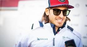 <em>Alfa Romeo Racing</em> <strong>turpinās sadarbību ar itāļu pilotu Antonio Džovanaci</strong>
