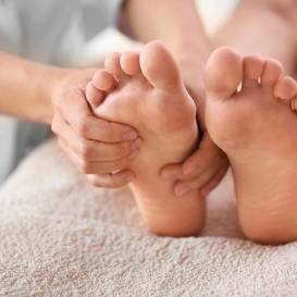 Kas ir <strong>pēdu refleksoterapija?</strong>