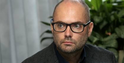 Nacionālās elektronisko plašsaziņas līdzekļu padomes (NEPLP) priekšsēdētājas vietnieks Ivars Āboliņš.