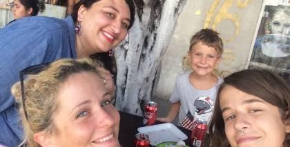 <strong>Ar diviem bērniem Meksikā.</strong> 2. daļa