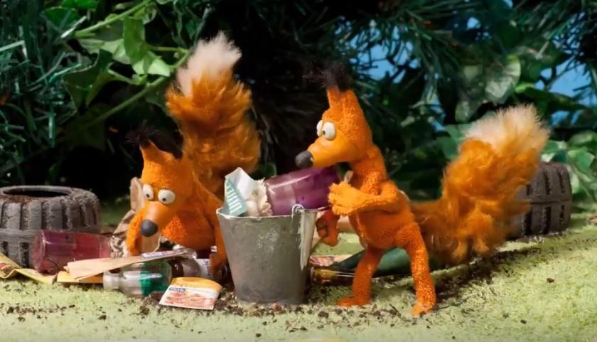 <strong>Noskaties kopā ar bērnu!</strong> Trīs izglītojošas animācijas īsfilmas par Latvijas dabu