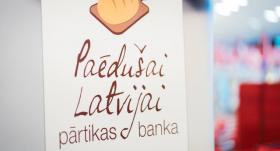 Latvijas Samariešu apvienība aicina piedalīties <strong>tradicionālajā labdarības akcijā <em>Paēdušai Latvijai</em></strong>
