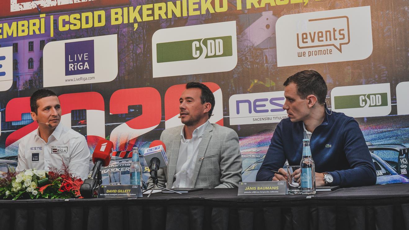 IMG: Mēs nekādi nepieļāvām domu, <strong>ka Latvijas posms varētu pazust no <em>WorldRX</em></strong>